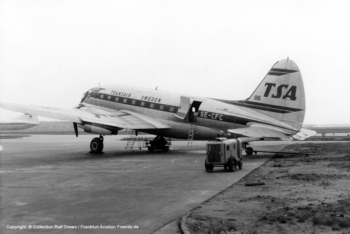 Curtiss C-46 SE-CFC (sn 86)