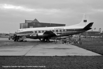 G-AODH Vickers Viscount 736