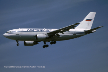 F-OGQT Aeroflot – Russian Airlines Airbus A310-304 (MSN 622)