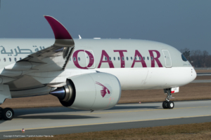 A7-ALA Qatar Airways Airbus A350-941 (MSN 006)