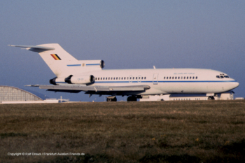 CB-01 Belgian Air Force  B727-29 (sn 19402 / ln 415)