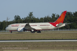 VT-ANI Air India Boeing 787-8 Dreamliner (36277 / 46)