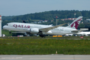A7-BCA Qatar Airways Boeing 787-8 Dreamliner (38319 / 57)