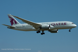 A7-BCK Qatar Airways Boeing 787-8 Dreamliner (38329 / 62)