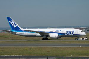 JA814A All Nippon Airways Boeing 787-8 (sn 34493 / 69)