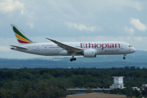 """ET-AOS Ethiopian Airlines Boeing 787-8 Dreamliner (sn 34747 / ln 75) """"Lucy"""""""