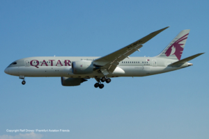 A7-BCC Qatar Airways Boeing 787-8 Dreamliner (38321 / 82)