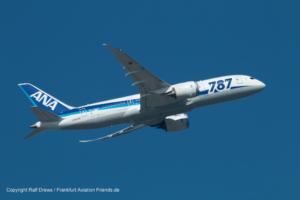 JA822A All Nippon Airways Boeing 787-8 Dreamliner (34512 / 110)