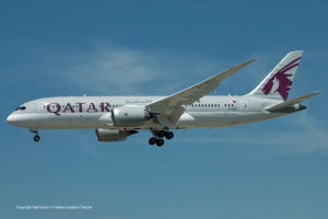A7-BCI Qatar Airways Boeing 787-8 Dreamliner (38327 / 138)