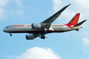 VT-ANP Air India Boeing 787-8 Dreamliner (36287 / 158)