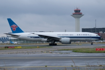 B-2073 China Southern Airlines Boeing 777-F1B (ln 811)