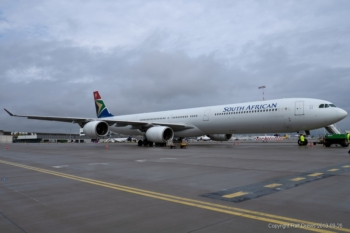 ZS-SNF South African Airways Airbus A340-642 (MSN 547)